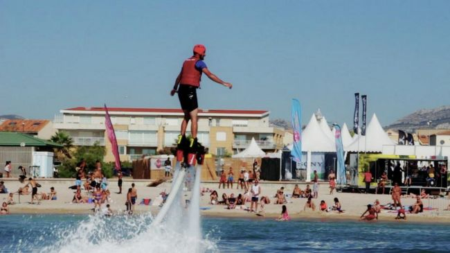 Flyboard marseille l'escale 13008
